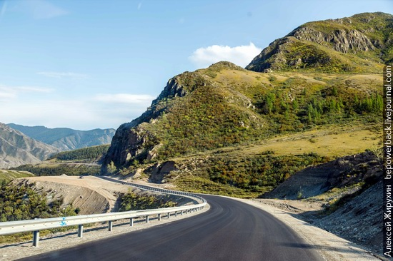 Chuya Highway - the Most Picturesque Road in Russia, photo 12