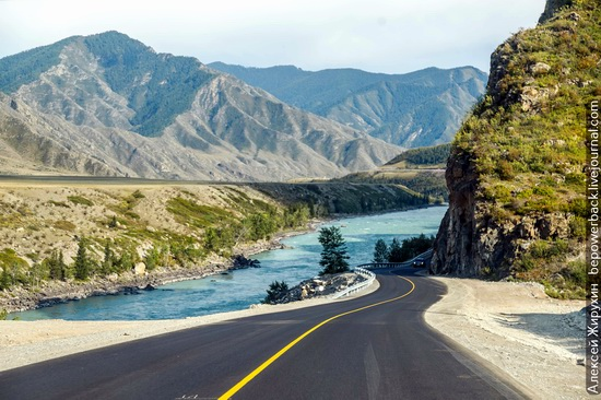 Chuya Highway - the Most Picturesque Road in Russia, photo 13