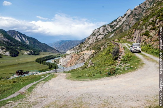 Chuya Highway - the Most Picturesque Road in Russia, photo 17