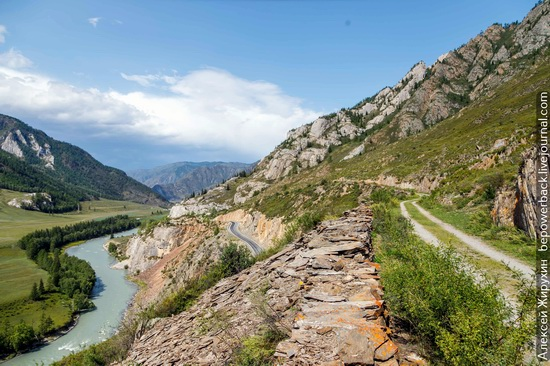 Chuya Highway - the Most Picturesque Road in Russia, photo 18