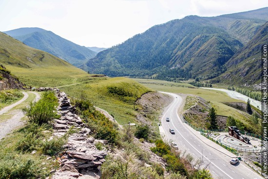 Chuya Highway - the Most Picturesque Road in Russia, photo 19