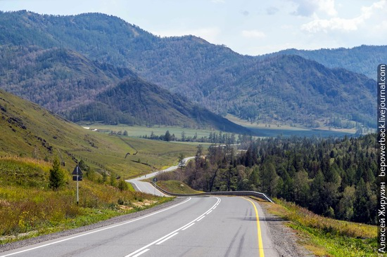 Chuya Highway - the Most Picturesque Road in Russia, photo 2