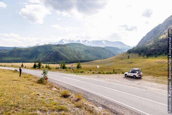Chuya Highway - the Most Picturesque Road in Russia, photo 21