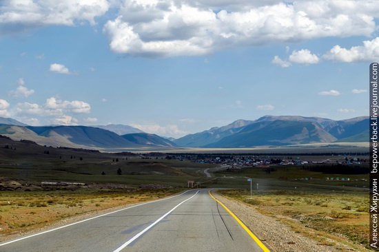 Chuya Highway - the Most Picturesque Road in Russia, photo 22