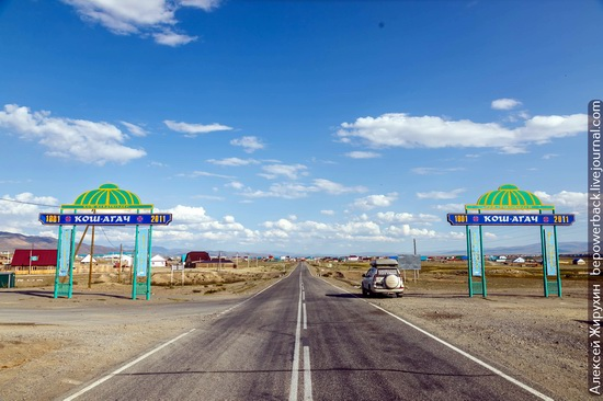Chuya Highway - the Most Picturesque Road in Russia, photo 23