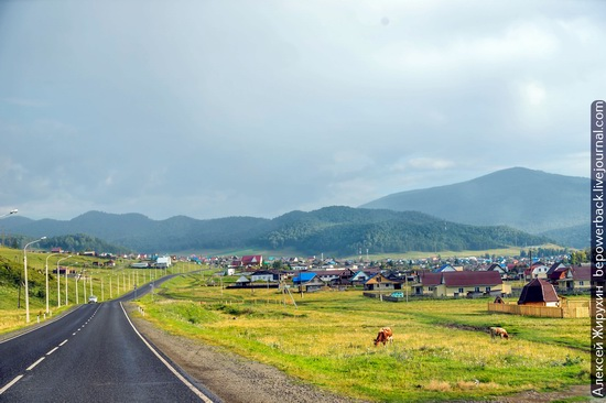 Chuya Highway - the Most Picturesque Road in Russia, photo 6