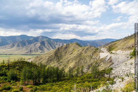 Chuya Highway - the Most Picturesque Road in Russia, photo 7