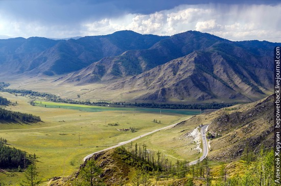 Chuya Highway - the Most Picturesque Road in Russia, photo 8