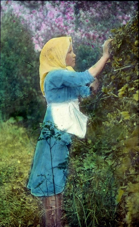People of Russia in 1916-1919, photo 10