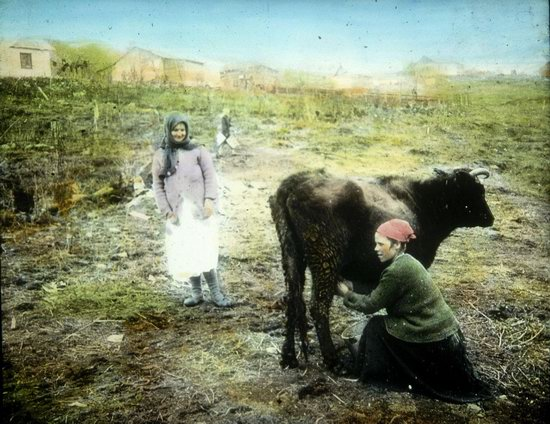 People of Russia in 1916-1919, photo 13