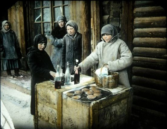 People of Russia in 1916-1919, photo 27