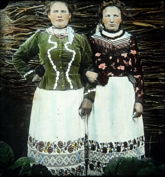 People of Russia in 1916-1919, photo 8