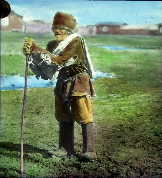 People of Russia in 1916-1919, photo 9