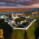 Tobolsk – the view from above