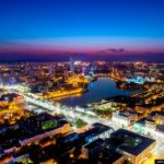 Yekaterinburg – the view from above