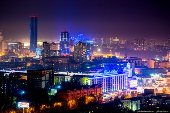 Yekaterinburg - the view from above, Russia, photo 24