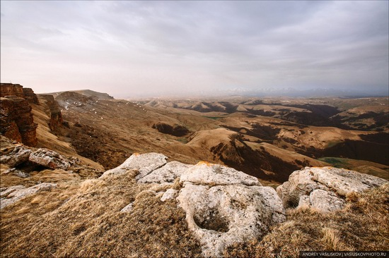 Dawn on the Bermamyt Plateau, Karachay-Cherkessia, Russia, photo 12