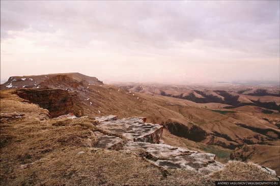 Dawn on the Bermamyt Plateau, Karachay-Cherkessia, Russia, photo 3