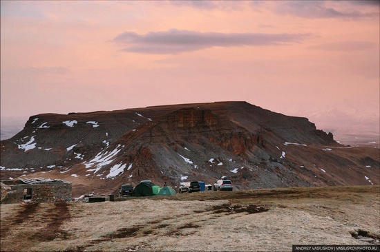 Dawn on the Bermamyt Plateau, Karachay-Cherkessia, Russia, photo 4