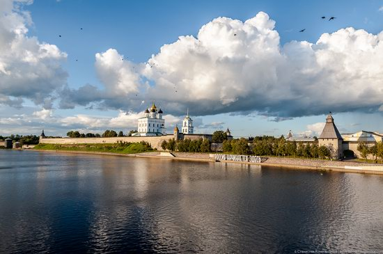 Pskov Kremlin - One of the Symbols of Russia, photo 1