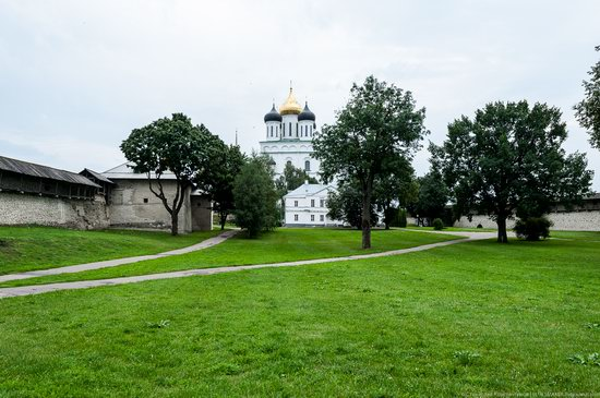 Pskov Kremlin - One of the Symbols of Russia, photo 14