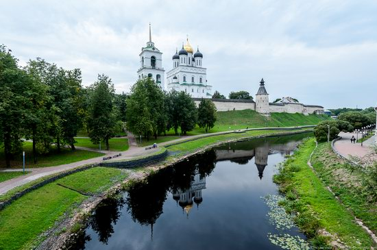 Pskov Kremlin - One of the Symbols of Russia, photo 18