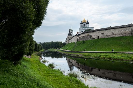 Pskov Kremlin - One of the Symbols of Russia, photo 19