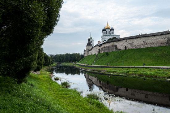 Pskov Kremlin - One of the Symbols of Russia, photo 19