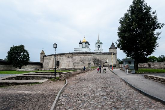 Pskov Kremlin - One of the Symbols of Russia, photo 2