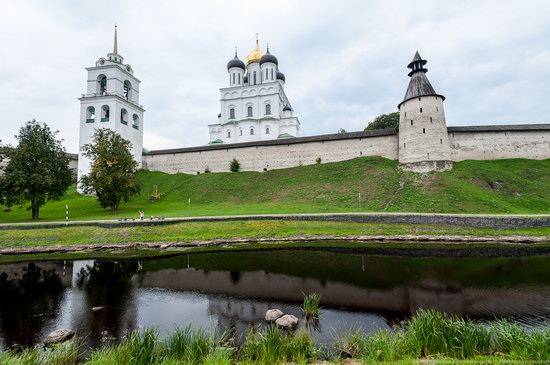 Pskov Kremlin - One of the Symbols of Russia, photo 20