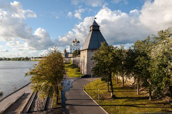 Pskov Kremlin - One of the Symbols of Russia, photo 22