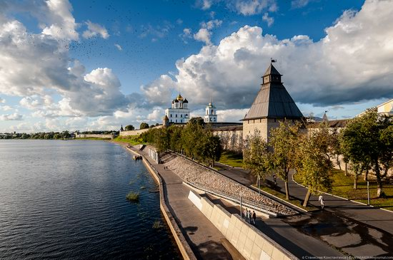 Pskov Kremlin - One of the Symbols of Russia, photo 23