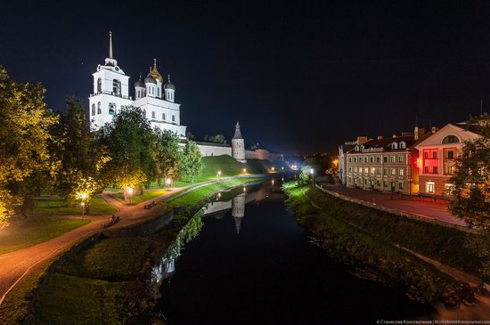 Pskov Kremlin - One of the Symbols of Russia, photo 24