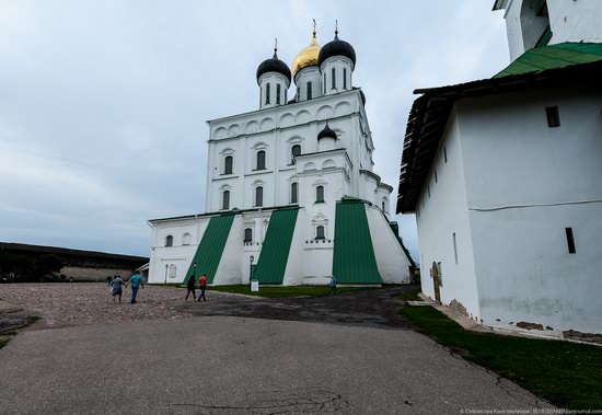 Pskov Kremlin - One of the Symbols of Russia, photo 8