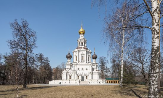 Church of the Life-Giving Trinity in Troitse-Lykovo, Moscow, Russia, photo 10