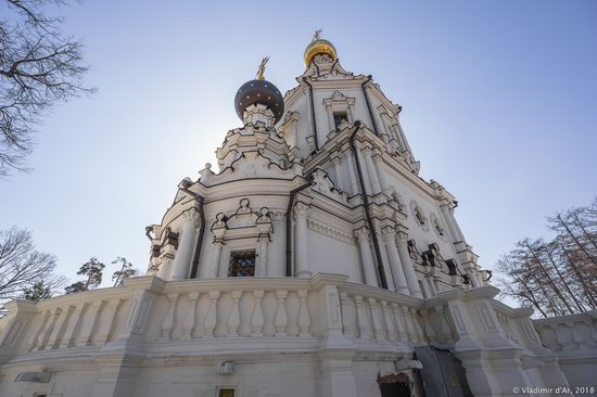 Church of the Life-Giving Trinity in Troitse-Lykovo, Moscow, Russia, photo 15