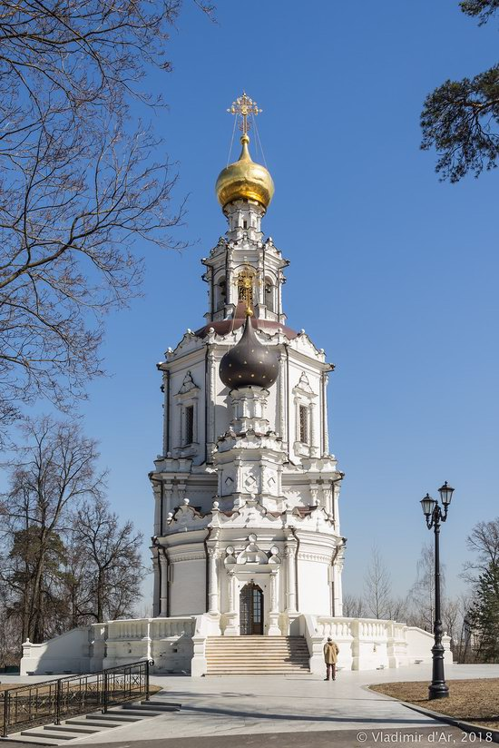 Church of the Life-Giving Trinity in Troitse-Lykovo, Moscow, Russia, photo 16