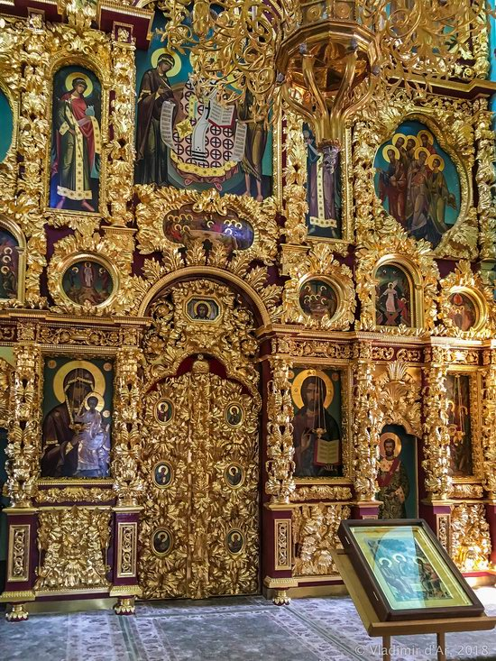 Church of the Life-Giving Trinity in Troitse-Lykovo, Moscow, Russia, photo 19