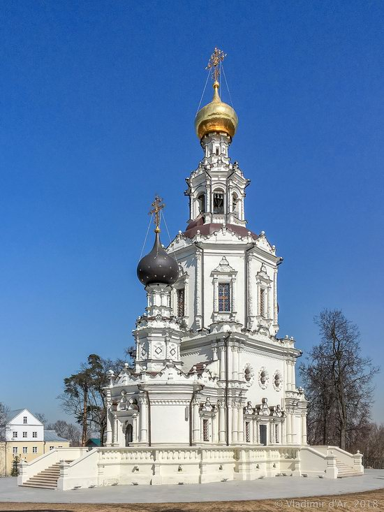 Church of the Life-Giving Trinity in Troitse-Lykovo, Moscow, Russia, photo 20