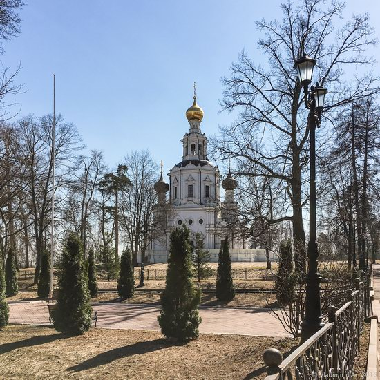Church of the Life-Giving Trinity in Troitse-Lykovo, Moscow, Russia, photo 3