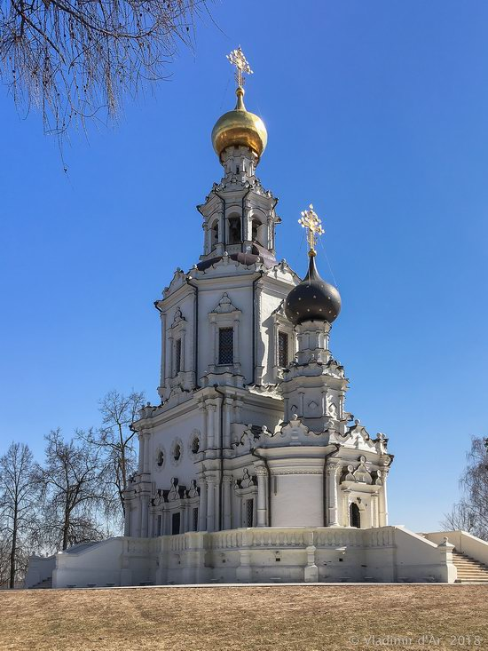 Church of the Life-Giving Trinity in Troitse-Lykovo, Moscow, Russia, photo 4