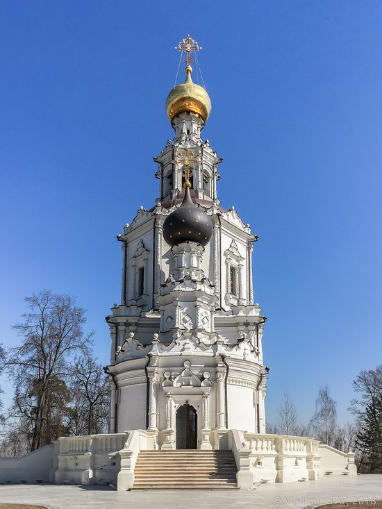 Church of the Life-Giving Trinity in Troitse-Lykovo, Moscow, Russia, photo 5