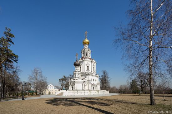 Church of the Life-Giving Trinity in Troitse-Lykovo, Moscow, Russia, photo 6