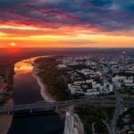 Ufa – the view from above