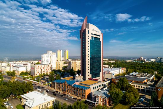 Ufa - the view from above, Russia, photo 18