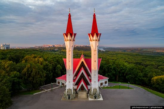 Ufa - the view from above, Russia, photo 24