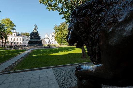 Veliky Novgorod Kremlin, Russia, photo 1