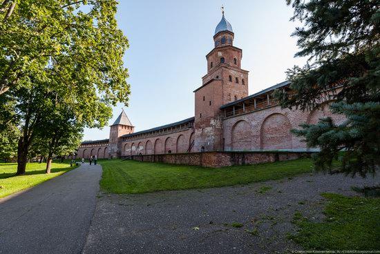 Veliky Novgorod Kremlin, Russia, photo 11