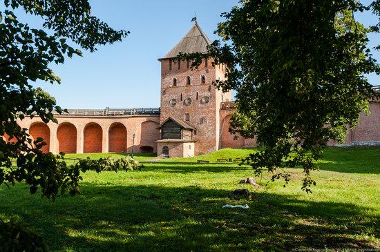 Veliky Novgorod Kremlin, Russia, photo 14