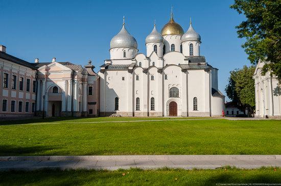 Veliky Novgorod Kremlin, Russia, photo 20
